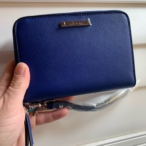 Stella & Dot Chelsea Tech Case in Cobalt (Retired)